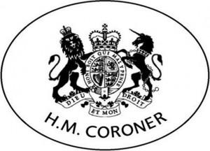 coroners verdict