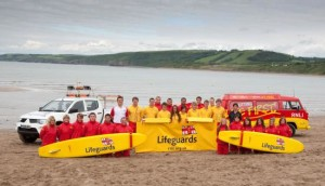 Ceredigion welcomes back RNLI lifeguards