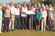 Bowling club raises cash for Breathe Easy