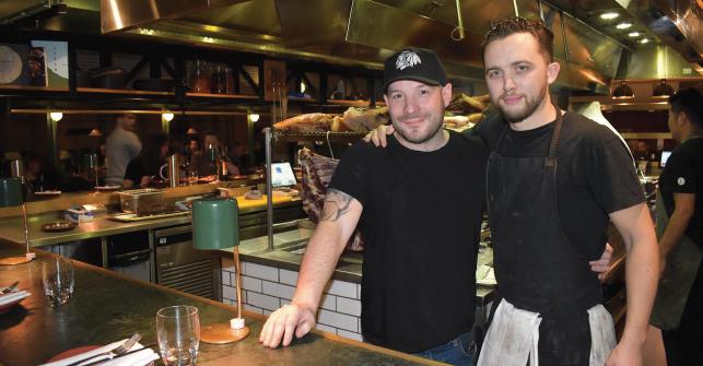 Rankin Restaurant London