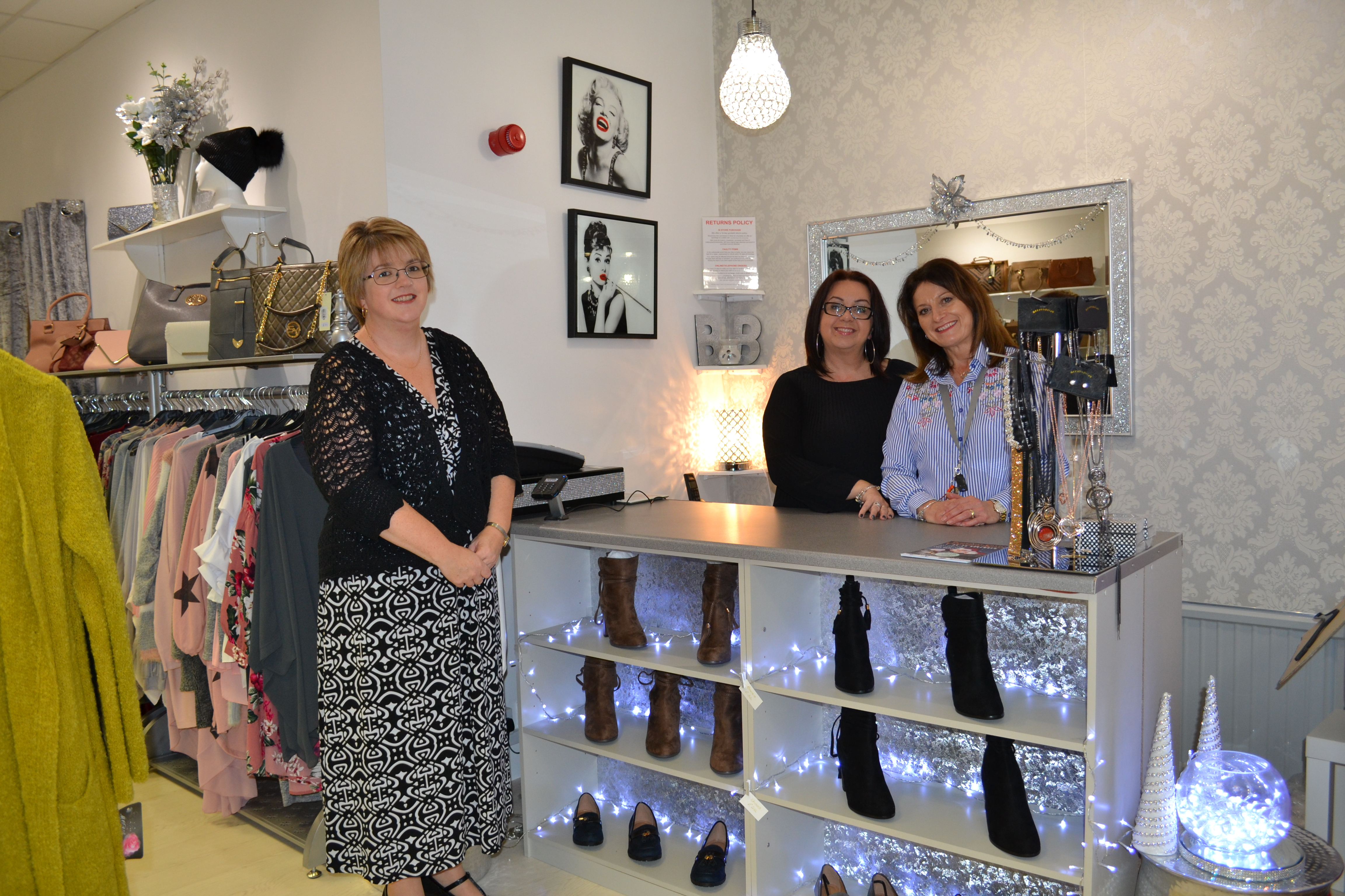eef273c3ee New women's fashion store opens at Milford Waterfront – The ...
