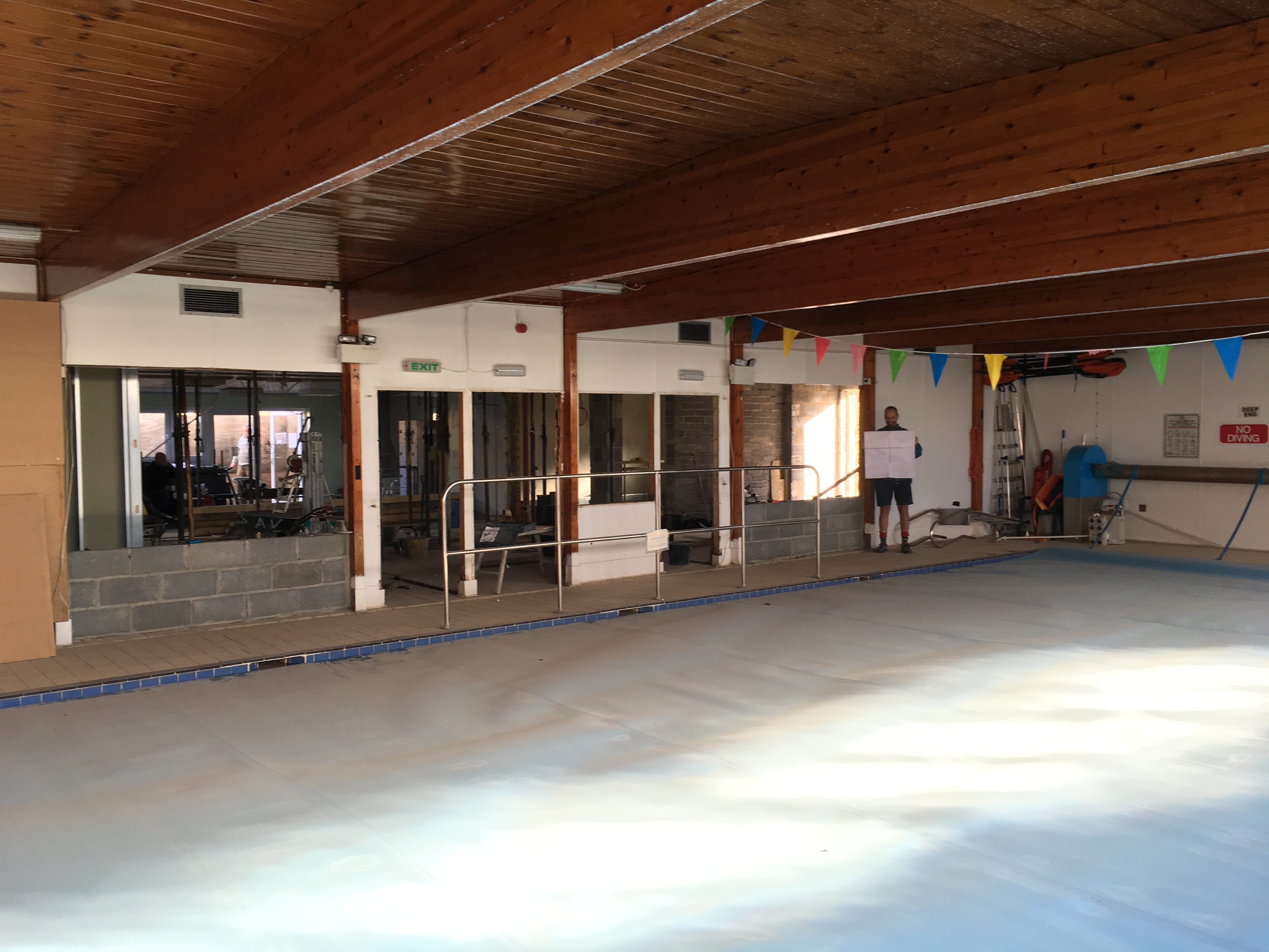 Narberth Swimming Pool To Re Open At End Of Month The