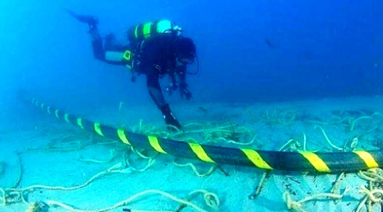 100 mile underwater cable to run between Pembrokeshire and ...