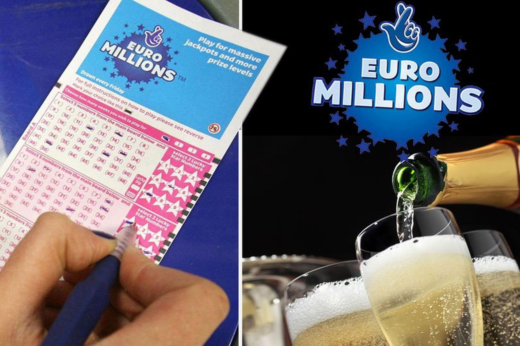 Euromillions Ziehungen