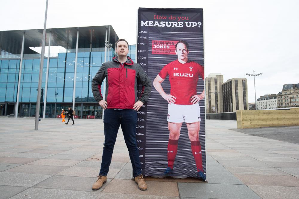 Alun Wyn Jones to lead Wales against England – The Pembrokeshire Herald