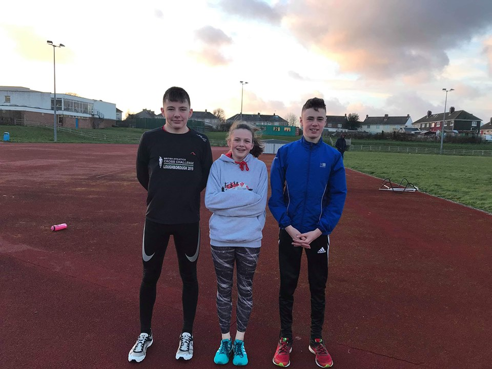 Harriers selected for Mini Marathon – The Pembrokeshire Herald
