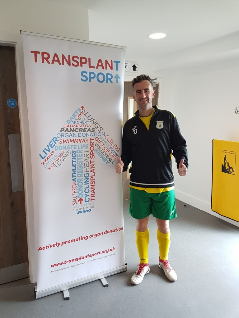 Tenby footballer chosen to play at World Transplant Games – The Pembrokeshire Herald