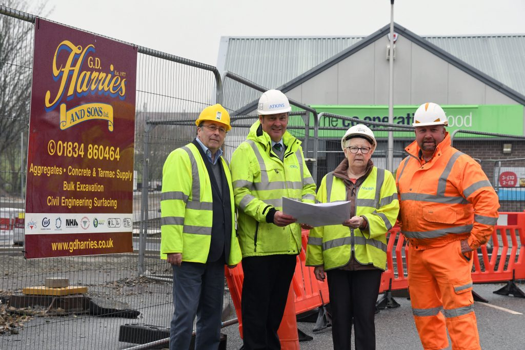 Contractor named on link road – The Pembrokeshire Herald