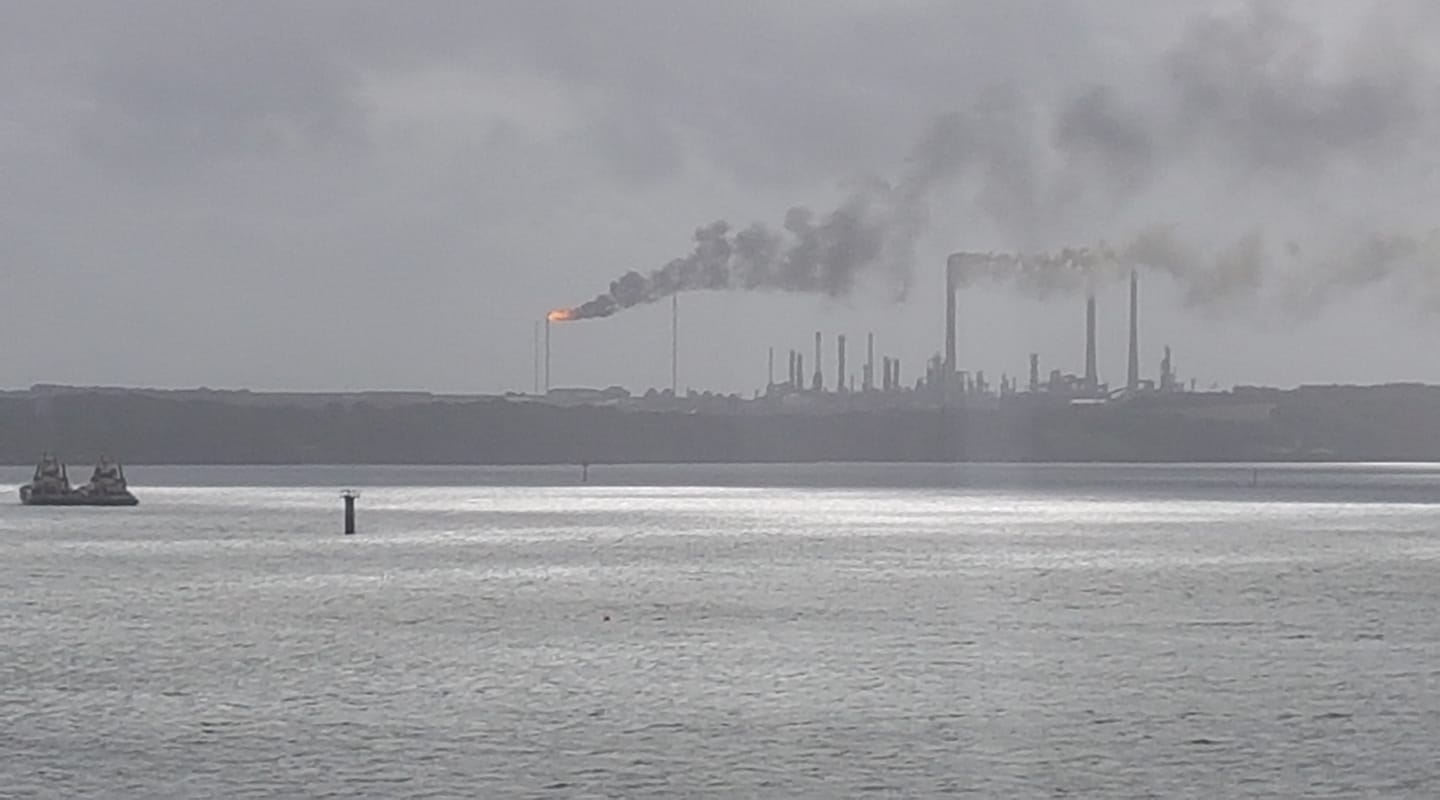 Refinery could be out of action for weeks, costing Valero millions