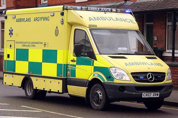 Child taken to hospital after traffic incident – The Pembrokeshire Herald