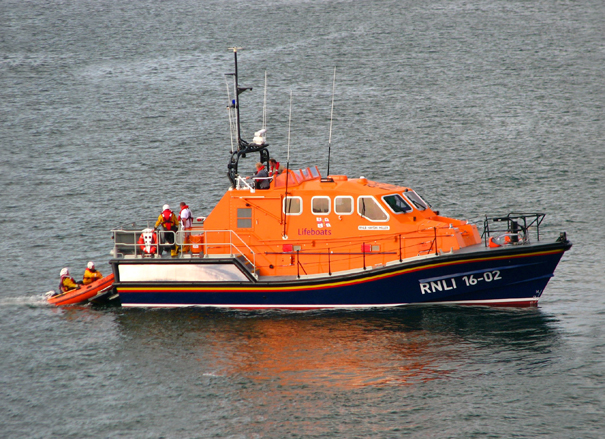 Woman rescued from Caldey after suspected arm fracture – The Pembrokeshire Herald