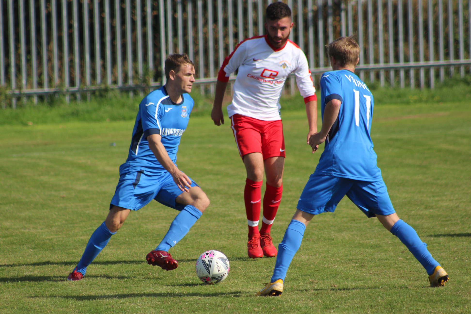 Vikings too strong for Wizards – The Pembrokeshire Herald