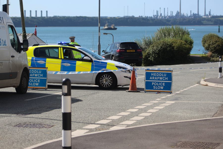 Police confirm firefighter died in Neyland boat collision – The Pembrokeshire Herald