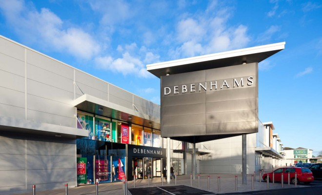 'Disagreement with landlord' means that Haverfordwest Debenhams will close – The Pembrokeshire Herald