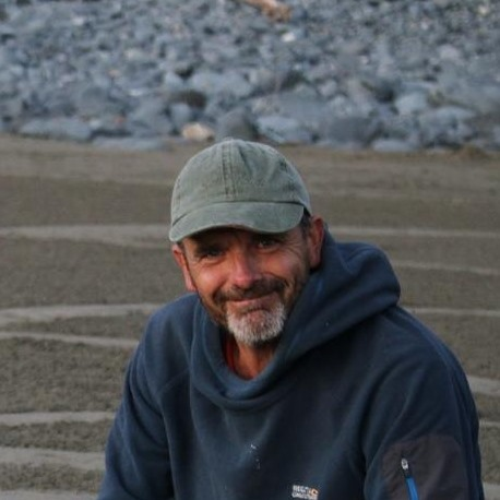 Pembrokeshire pays tribute to local sand artist Marc Treanor